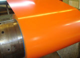 Il materiale da costruzione di colore 0.14-0.8mm di Ral ha preverniciato la bobina d'acciaio galvanizzata