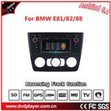 BMW E81/82/88 라디오 Bt 차 DVD 플레이어 보편적인 원격 제어를 위한 순수한 인조 인간 5.1 쿼드 코어 차 DVD 플레이어