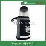 Мешок охладителя бутылки хлопка изолированный холстиной