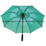 Grandi doppi ombrelli di golf dei baldacchini di alta qualità con i marchi personalizzati (GOL-0030FAD)