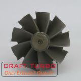 Asta cilindrica della rotella di turbina GT25