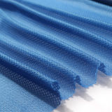 낮은 탄력 있는 메시 직물 질 폴리에스테에 의하여 뜨개질을 하는 직물