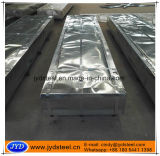 Hoja de acero galvanizada acanalada del metal del hierro