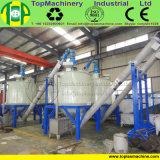Garrafa de água popular que esmaga a máquina para o frasco do HDPE do PVC do animal de estimação com separador do Trommel