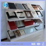 Preço endurecido grosso do vidro do Baixo-Ferro de Shandong 5mm
