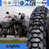 ISO9001によって修飾されるLlantaパラグラフMoto 3.25-18のオートバイのタイヤ