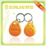 Customer Design (Logo Printed)를 가진 OEM Smart RFID Key FOB Key Ring