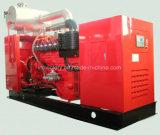 o gerador do gás 80kw natural com Cummins Engine inclui certificações do Ce