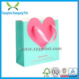 Vente en gros de papier de sac de cadeau personnalisée par professionnel de fabrication