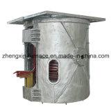 Induktions-schmelzender Ofen des Aluminiumshells Gw-1t
