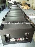 Kf760 Dual linha sistema de 12 polegadas da disposição, PRO áudio, altifalante