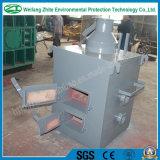 Queimador do tratamento do lixo/incinerador desperdício doméstico