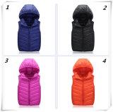 冬の衣服606のための新しい2人の調子の子供のジャケット