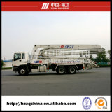 Carro-Mounted Concrete Delivery Pump (HZZ5270THB) de los 37m Isuzu