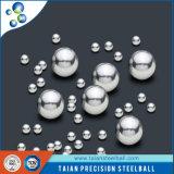 """De """" esfera de aço G40-G1000 carbono AISI1010-AISI1015 9/16"""
