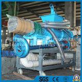 Séparateur de solide-liquide pour les scories de résidus/alimentation animale/résidu médical/amidon/sauce/processeur d'abattoirs