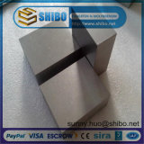 99.95% Tungsten puro Sheet/Plate para a safira Crystal Growth
