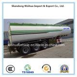 vervaardiging van China van de Aanhangwagen van de Vrachtwagen van de Aanhangwagen van de Tanker van de Stookolie van 70cbm De Semi
