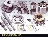 Pièces de rechange hydrauliques de pompe à piston de KOMATSU Hpv75/95/132 et pièces de réparation