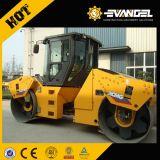XCMG Xd122 12 Tonnen-Rollen-Doppelt-Trommel-Vibrationsrollen-Tandem-Rolle