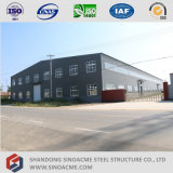 Edifício da oficina da construção de aço da alta qualidade
