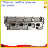 головка цилиндра 11040-Eb300 11040-Eb30A 11039-Ec00A Yd25 для Nissan