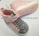 美しい赤ん坊のブート、赤ん坊靴Ws1007