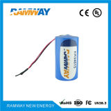 Batería de litio de la alta capacidad para PLC (ER34615)