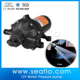 3.0gpm 60psi Pressão da bomba de diafragma Mini DC para lavar carros