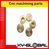 Koper CNC die Deel machinaal bewerkt