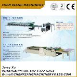 Halbautomatische Flöte-Servolaminiermaschine des Vakuumcx-c$hii mit Aufzug