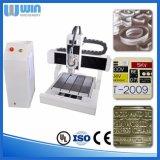 Ww4040A Kleine Grootte die de Mini Houten CNC Houtbewerking van de Machine van de Router adverteren