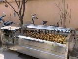 감자 씻기와 껍질을 벗김 기계 (JX-400)
