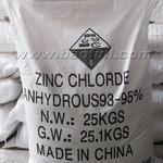 Erstklassiges Zink-Chlorid für trockene Batterie