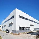 Fabrication d'atelier d'acier de construction avec le certificat de la CE