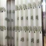 Nueva cortina de ventana del telar jacquar del apagón del diseño