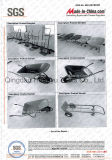 Tipo africano! ! ! Wheelbarrow Wb5009 resistente com baixo preço
