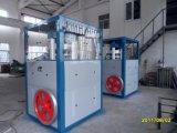 Grande máquina giratória hidráulica da imprensa da tabuleta