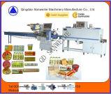 Cup-Gelee-automatische Wärmeshrink-Verpackungsmaschine