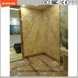 La stampa del Silkscreen della vernice di alta qualità 3-19mm Digitahi/incissione all'acquaforte acida/hanno glassato/piano del reticolo/hanno piegato Tempered/vetro temperato per la parete/pavimento con SGCC/Ce&CCC&ISO