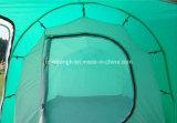 Barraca de acampamento portátil de dobramento da pessoa da cor-de-rosa 3, barraca ao ar livre barata