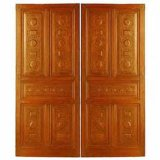 UL Certified를 가진 브리튼 Standard Wooden Fire Door