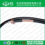 Коаксиальный кабель Mil-C-17 Rg59b/U 75ohm малопотертый для CCTV