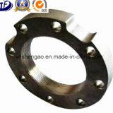 Bloc de roulement de bloc de palier de bâti de précision d'OEM d'acier inoxydable