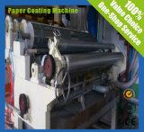 Cadena de producción de papel superior microporosa