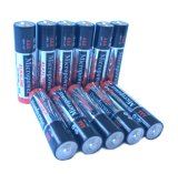 Bateria alcalina de controle remoto AAA/Lr03