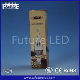 3W CE RoHS Approved Future СИД Candle Light