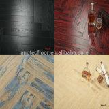 Plancher stratifié par Harringbone en bois des prix H02#-600*100*12.3 bon marché