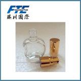 Bouteille de parfum en verre de jet 10ml