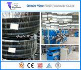 Pipe ondulée à mur unique de PVC de PE en plastique électrique de conduit faisant la ligne de machine/extrusion